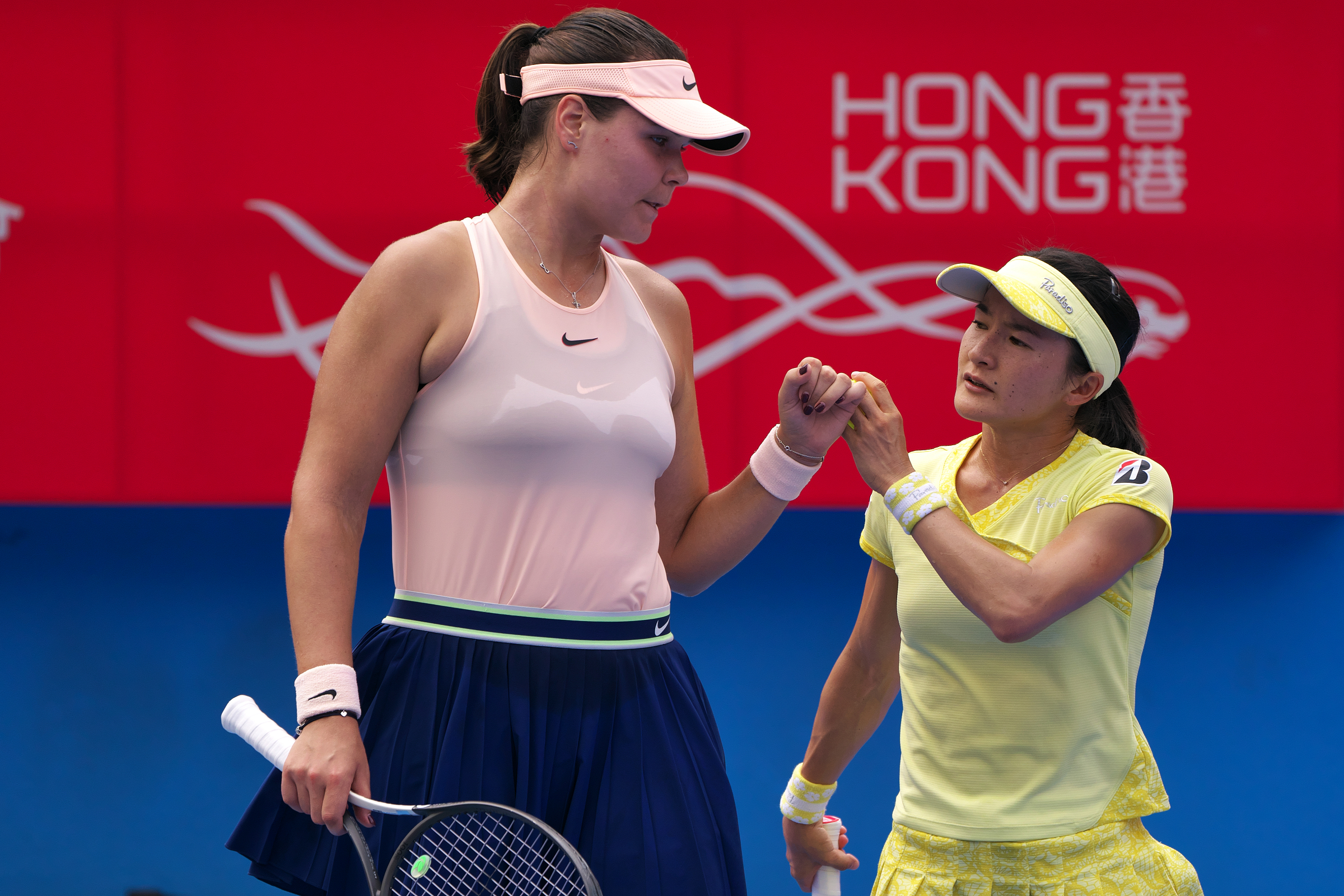 Daily Round Up 14 Oct Prudential Hong Kong Tennis Open 2019